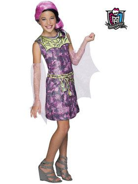 Monster High Girls Haunted Draculaura Co
