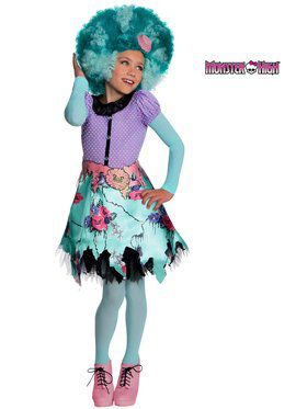 Monster High Honey Girls Costume
