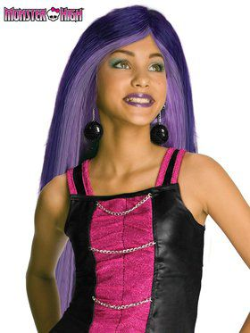 Monster High Spectra Vondergeist Kids Wig