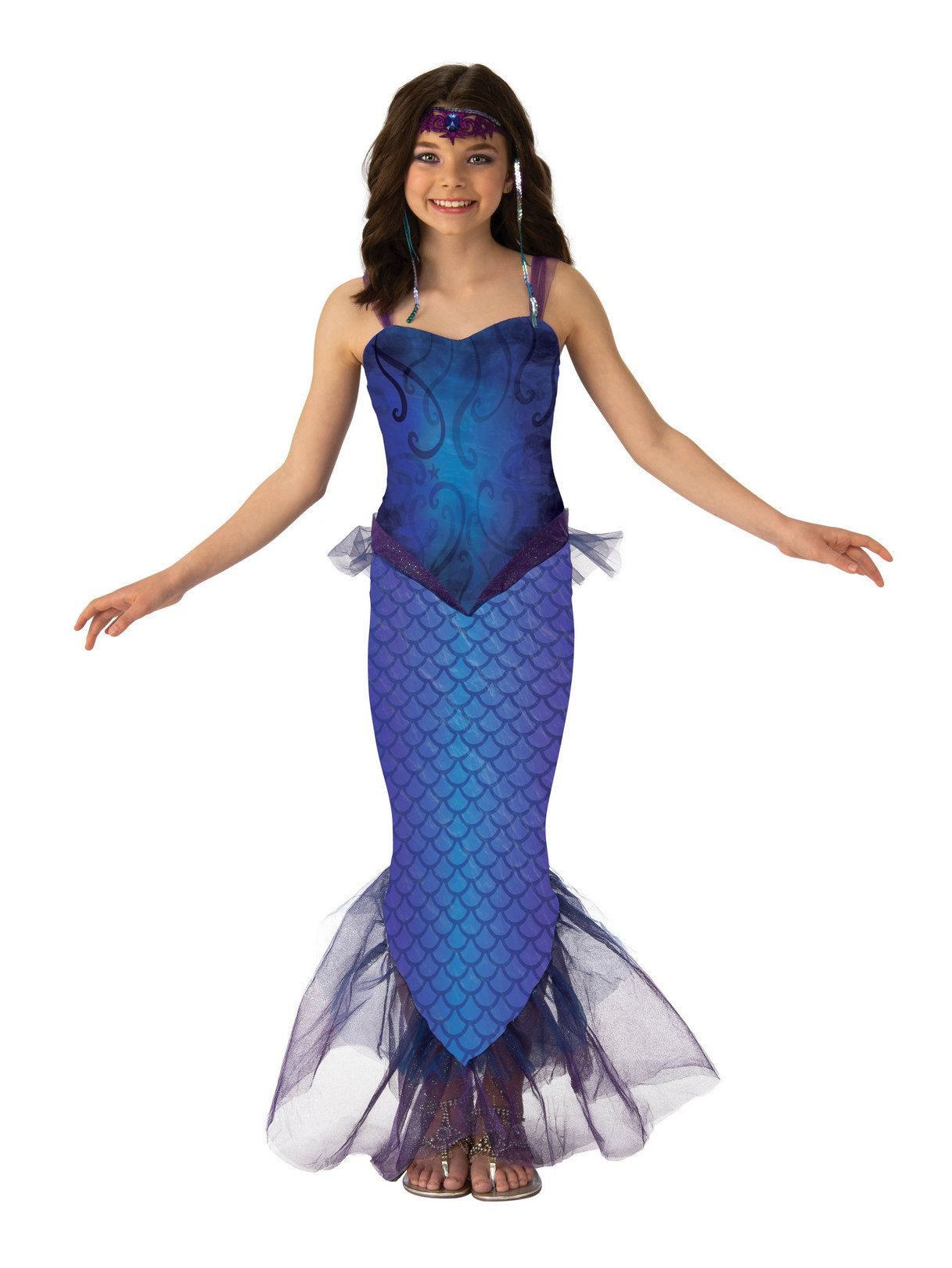 961fd23046ad Mysterious Mermaid Costume for Girls - Girls 2018 Halloween Costumes ...