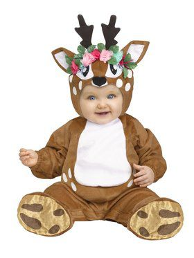 Girls Oh! Deer Costume