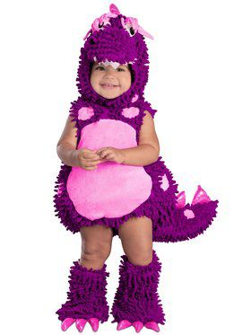 Girls Paige the Dragon Child Costume