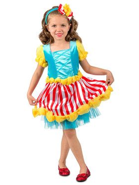 Popcorn Poppy Girls Costume