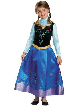 Girls Prestige Anna Traveling Costume