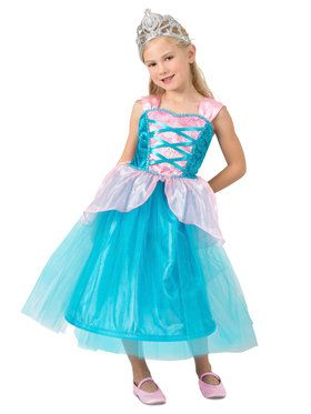 Girls Princess Addilyn Costume