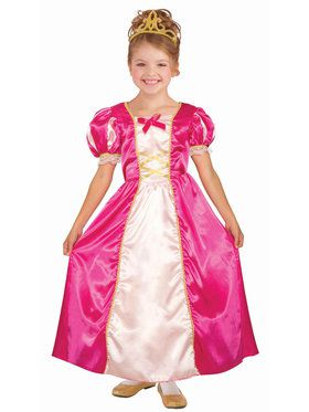 Cerise Princess Costume for Kids