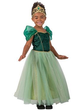 Girls Princess Giselle Costume