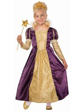 Indigo Princess Costume for Kids