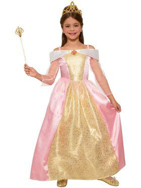 Paisley Princess Rose Costume for Kids