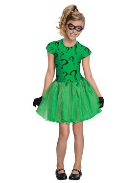 Riddler Tutu Costume for Toddlers