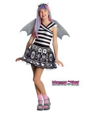 Girls Rochelle Goyle Monster High Costu