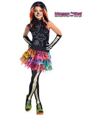 Girls Skelita Calaveras Monster High Co