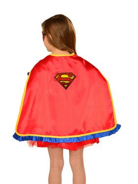Supergirl Cape Accessory