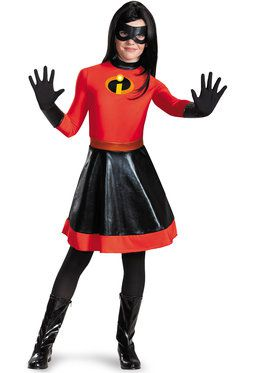 Violet Tween The Incredibles Costume