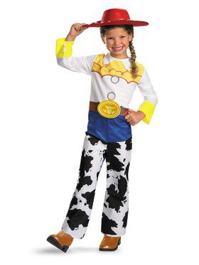 Toy Story - Girls Quality Jessie Costume