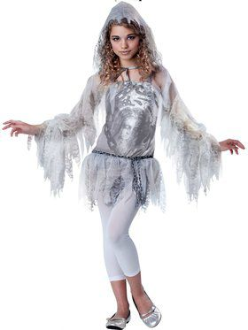 Girls Tween Sassy Spirit Costume