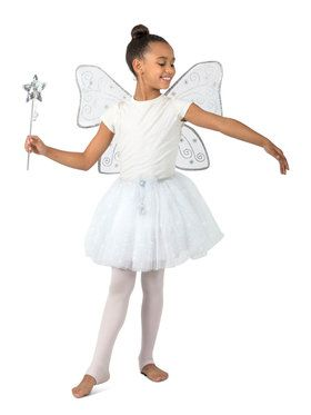 Girls Twinkle The Glitter Fairy Costume