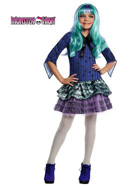 Girls Twyla Monster High Costume