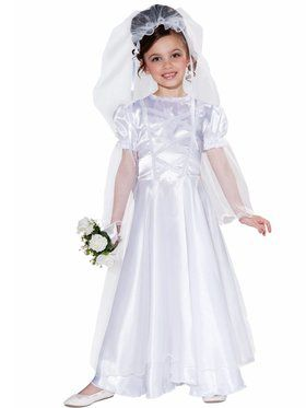 Wedding Belle Costume for Girls