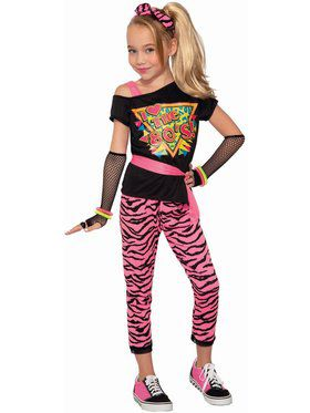 Wild Child Girls Costume