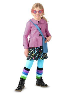 Girls Wizarding World of Harry Potter - Luna Lovegood Costume