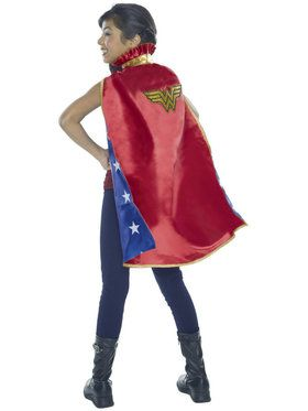 Wonder Woman Girls Deluxe Cape