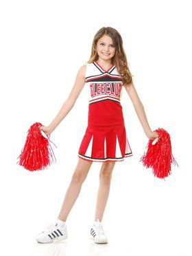 Glee Club Girl's Costume