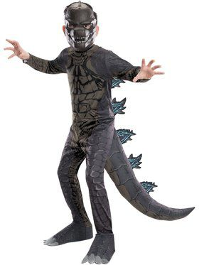 Godzilla: King of the Monsters Godzilla Classic Costume Child Costume