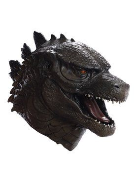 Godzilla: King of the Monsters Godzilla Overhead Latex Mask