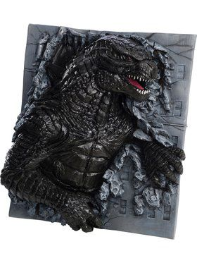 Godzilla: King of the Monsters Godzilla Wall Breaker