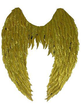 Angel Wings - Gold