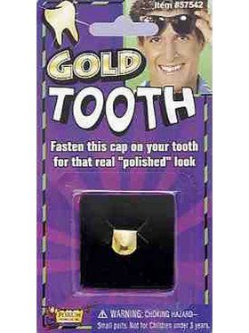 Gold Tooth Cap Carded