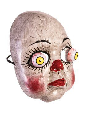 Doll Google Eyes 2018 Halloween Masks