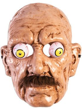 Old Man Google Eyes 2018 Halloween Masks