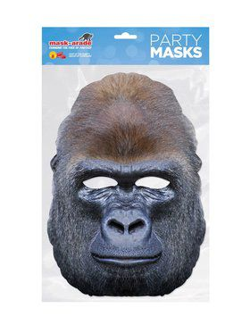 Face 2018 Halloween Masks - Gorilla
