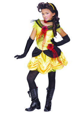 Gothic Beauty Child Costume M