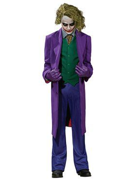 Adult Grand Heritage The Joker Costume