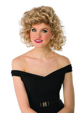 Grease- Bad Sandy Wig