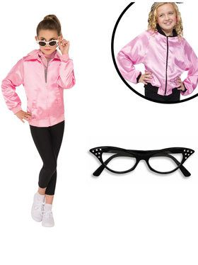 Grease Costume Kit for Girls