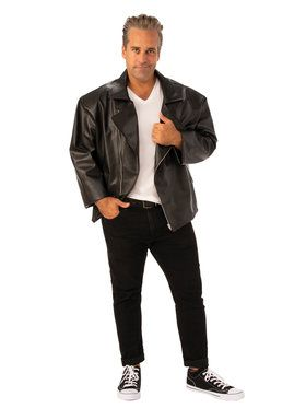 Grease Plus Size Mens T-Bird Jacket