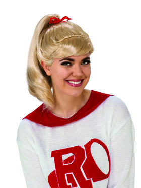 Grease Womens Good Sandy Wig