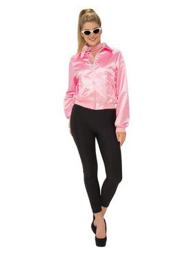 Grease Pink Ladies Jacket Costume Ideas