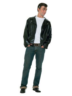 Greaser Jacket - Plus Size