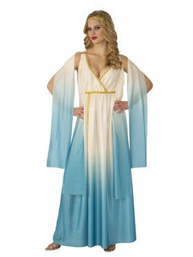 Adult Greek Goddess Womens Costume