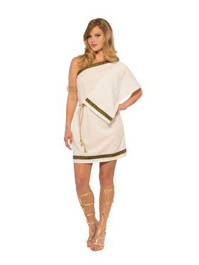 Greek Gown Adult Costume