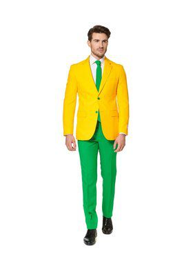 Green and Gold Men's Opposuit