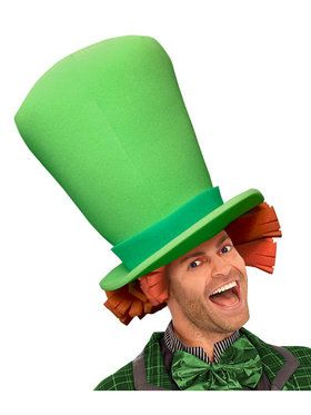 Green Irish Adult Hat