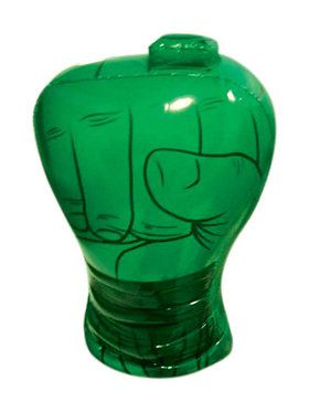 Inflatable Green Lantern Fist For Children