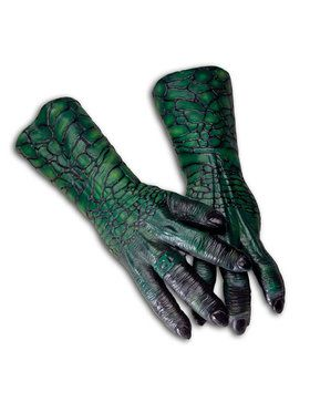 Green Lantern Movie - Deluxe Tomar Re Adult Hands
