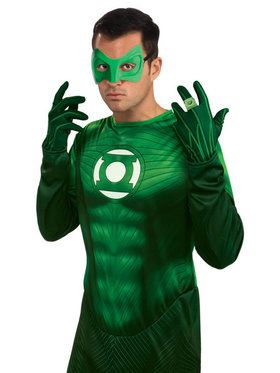 Green Lantern Movie - Green Lantern Adult Gloves